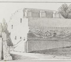 Dessins de Charles Percier, Ms 1007, fol.31 pièce 69 © RMN-Grand Palais