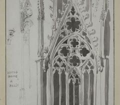 Dessins de Charles Percier, Ms 1013, fol.6 verso pièce 20 © RMN-Grand Palais