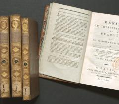 Le génie du christianisme - 8° T 8 © Bibliothèque de l'Institut de France
