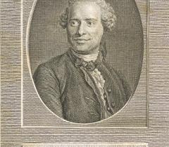 Portrait de d'Alembert