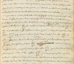 Jean Le Rond d'Alembert, Lettres au comte Joseph-Louis Lagrange, feuillet 14