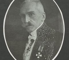 Portrait d'Académicien. Don Georges Manal © Bibliothèque de l'Institut de France