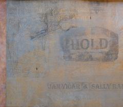 Hold / Jan Vičar ; Sally Ball. Fol N. S. 1607 Cabinet d'estampes contemporaines, page de titre © Olivier Thomas. Bibliothèque de l'Institut de France