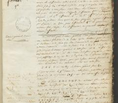 ms 2044 Calcul différentiel et intégral Joseph Fourier p. 1 © Bibliothèque de l'Institut de France